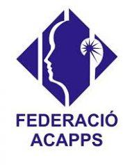 Logo Federació ACAPPS