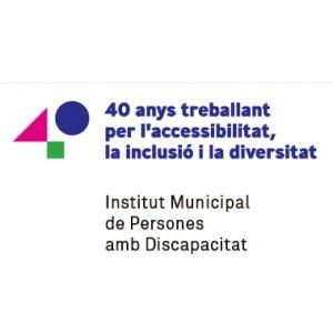 Logo Institut de les Persones amb Discapacitat