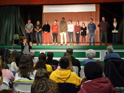 El 5 de diciembre, de 17 a 18.30 h, Teatro Fórum en el P. Alòs